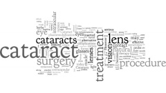 What is a cataract?  A simple, non clinical description.